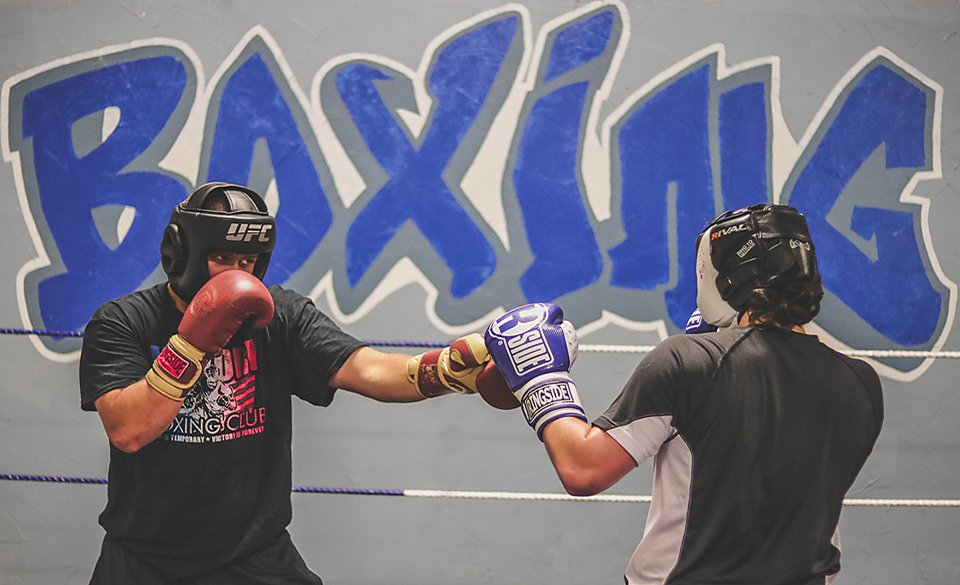 boxing gyms in okc
