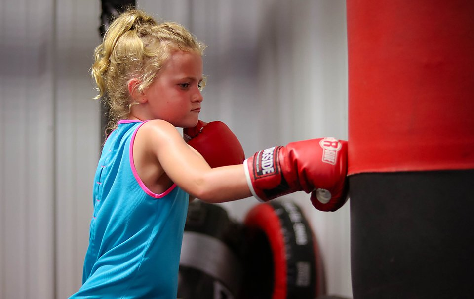 boxing classes for youth